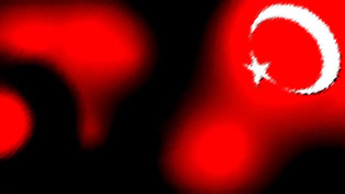 Türk Bayrağı Arkaplan, Turkish Flag Wallpaper 2560x1600