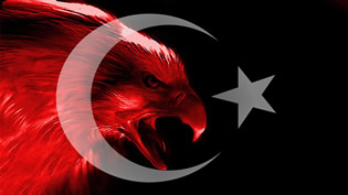 Türk Bayrağı Arkaplan, Turkish Flag Wallpaper 1920x1080