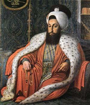 II. Murad ile ilgili görsel sonucu